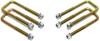 """2005-2020 Toyota Tacoma (6 Lug) 2wd/4wd U-Bolts For 2"""" Lift Blocks - MaxTrac 910102"""