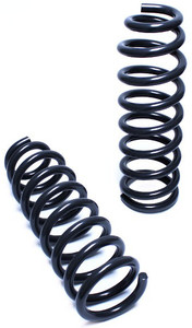 """2007-2014 GMC Yukon 2wd/4wd 1"""" Front Lowering Coils - MaxTrac 251310-8 MaxTrac Suspension Part #251310-8.5"""