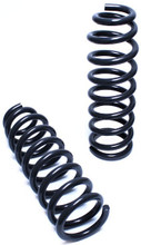 """2015-2019 Chevy Suburban 2wd/4wd 1"""" Front Lowering Coils - MaxTrac 251510-6"""