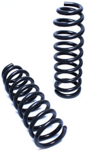 """2014-2018 Chevy Silverado Extended Cab 1500 2wd/4wd 1"""" Front Lowering Coils - MaxTrac 251510-8"""
