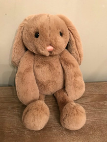 Bunny Rabbit with Recorder