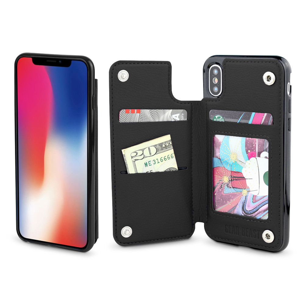premium selection 670be 8cf96 TopView Smartphone Wallet Case for Apple iPhone XR
