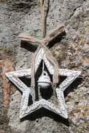 Rustic Cut Out Star