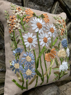 Daisy Garden Cushion