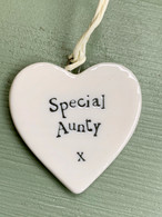 East Of India -Small Special Aunty Heart