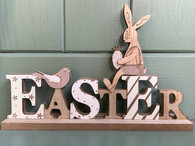 Wooden Easter Sign