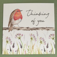 Thinking Of You -Robin Card