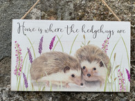 Home Is Where The hedgehugs Are