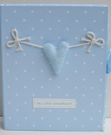 Baby Boy Photo Album Book