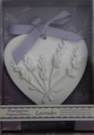 Lavender Fragranced Heart