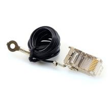 Ubiquiti TC-GND Box Of 20, Tough Cable Connectors CAT5 RJ45 plug. (TC-GND)