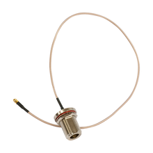 """MikroTik AC/MMCX MMCX N Female 12""""Pigtail for Connecting Wireless Card ( AC/MMCX )"""