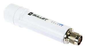 Ubiquiti BulletM2-HP AirMax 2.4 GHz Outdoor Radio (28 dBm) ( BulletM2 HP )