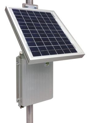 Tycon Power RPDC12-9-10 RemotePro 12V 9Ah Battery 2.5W Remote Power System 10W integrated Solar ( RPDC12 9 10 )