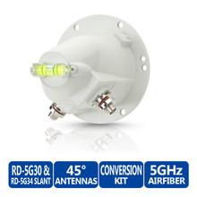 Ubiquiti AF-5G-OMT-S45 5GHz airFiber OMT RD Conversion Kit, Slant 45 (AF-5G-OMT-S45)