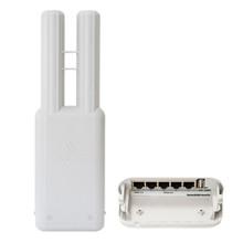 MikroTik RBOmniTikU-5HnD Weatherproof Outdoor Wireless AP Bridge (RBOmniTikU-5HnD)