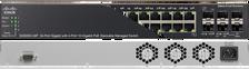 Cisco SG500X-24P 500 Series 24 Ports Stack. Mng. Switch 24 X 10/100/1000 Poe 4X10 Giga Sfp+ (SG500X-24P-K9-NA)