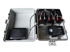 Tycon Systems UPS-PL2424HP-9 UPS PRO - 24V Battery, 24V PoE Backup System - Solar Ready