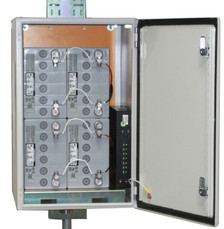 Tycon Systems UPS-ST24-50 UPSPRO - 24V BATTERY, 192W 1200VA OUTDOOR UPS SYSTEM (UPS-ST24-50)