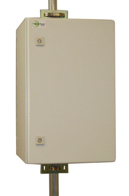 Tycon Systems UPS-ST24-100 UPSPRO - 24V BATTERY, 192W 2400VA OUTDOOR UPS SYSTEM (UPS-ST24-100)