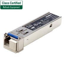 Cisco MGBBX1-RF REFRESH Gigabit Ethernet BX Mini-GBC SFP Transceiver (MGBBX1-RF)