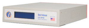 Guest Internet GIS-R10 Hotspot gateway for businesses with up to 250 concurrent users (GIS-R10)