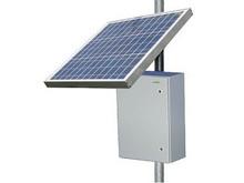 Tycon System RPST1224-100-80 12V BATTERY, 24V POE, REMOTEPRO™ 20W CONTINUOUS SOLAR POWER SYSTEM (RPST1224-100-80)