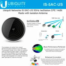 Ubiquiti IS-5AC 5 GHz IsoStation AC (IS-5AC-US)
