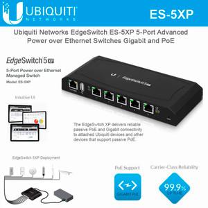 Ubiquiti EdgeSwitch ES-5XP Ethernet Switch (ES-5XP)