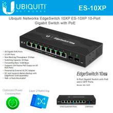 Ubiquiti Networks ES-10XP EdgeSwitch 10XP 10-Port Gigabit PoE Switch (ES-10XP)