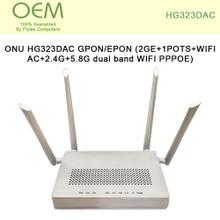 2GE+1POTS+ac WIFI ONU (HG323DAC)