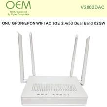 2GE+WiFi ONU (V2802DAC)