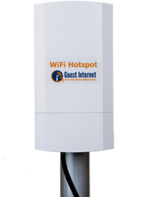 Guest Internet GIS-K3 Outdoor Hotspot Wireless Gateway with up to 100Mb/s throughput