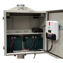 Tycon Systems UPS-STL48-50 UPSPRO - 48V 52Ah Battery, 24/48V 200W Outdoor UPS System