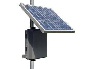 Tycon Systems RPPL2424-36-30 RemotePro, 30W Solar, 24V 18Ah Battery, 24V PoE
