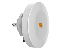 Mimosa Networks 100-00001-HW 5GHz up to 1.5Gbps PTP Backhaul End with 25dBi Integrated Antenna, 4x4:4 MIMO OFDM