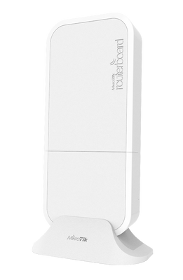 Mikrotik wireless access point - wAP LTE Kit - 802.11b/g/n 2G 3G and 4G connectivity (wAP LTE Kit)