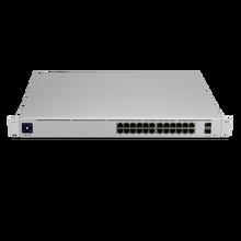 Ubiquiti USW-Pro-24 UniFi Switch PRO 24-Port Gigabit Managed Switch with SFP+ (USW-Pro-24)