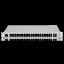 Ubiquiti USW-48-POE UniFi 48-Port Gigabit PoE+ Compliant Managed Switch (USW-48-POE)