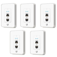 Ubiquiti UAP-IW-5-US Unifi 150 Mbit/s Wireless AP 2.40Ghz - 82' Maximum Outdoor Range US Version (UAP-IW-5-US)