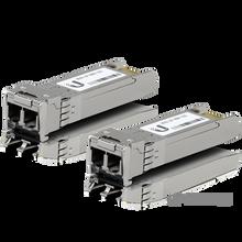 Ubiquiti UF-MM-1G Multi-Mode Fiber 1GBASE-SR SFP+ 2 PACK (UF-MM-1G)