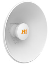 Mimosa - N5-X20 - 2 Pack 4.9-6.4 GHz Modular Twist-on Antenna, 250mm Dish for C5x only, 20 dBi gain (100-00088)