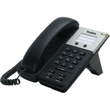 Yealink SIP-T18 Simply IP Phone, 1 VoIP Account, 3-Way conferencing
