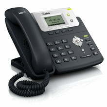 Yealink SIP-T21P-E2 Entry-level IP phone with 2 Lines & HD voice (SIP-T21P-E2)