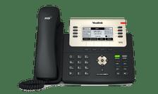 Yealink SIP-T27G, IP Phone, Gigabit Ethernet, PoE Up to 6 SIP accounts, HD Voice (SIP-T27G)