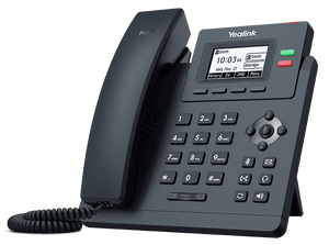 Yealink T31G 2-Line PoE IP Phone - SIP-T31G (SIP-T31G)