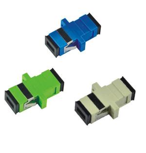 SC/PC Simplex SM Adapter (JZ-7001)