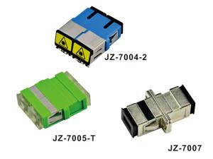 SC/PC Simplex SM Adapter(Metal) JZ-7007