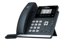 Yealink Ultra-Elegant IP Phone SIP-T41P PoE, P/S Not Included