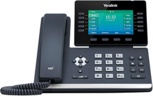 Yealink SIP-T54W - VoIP phone - w/ Bluetooth interface with caller ID - 3 (SIP-T54W)